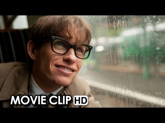 The Theory of Everything Movie CLIP - You Don't Know What's Coming (2014) HD
