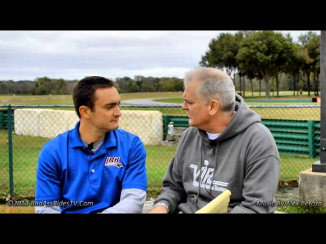 Grand Am Mazda driver Tom Long Interview