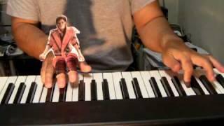 MICHAEL JACKSON  Thriller マイケル・ジャクソンのスリラー弾いてみた。の動画