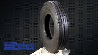 ST235/85R16 Carlisle Radial Trail HD Trailer Tire (12 Ply)