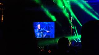 Zac Brown Band Jimmy DeMartini Fiddle solo