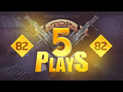FaZe Rain Top 5 Plays Week 82 Powered by ScufGaming