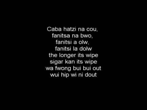 Simlish Hot n Cold (with lyrics)