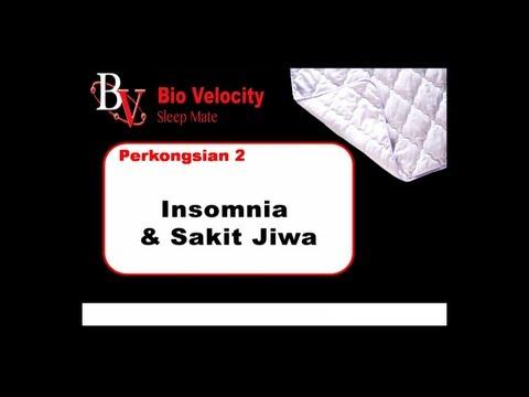 Testimoni bio velocity sleep mate hd pesakit insomnia