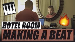 Hotel Room | Making a Beat in Atlanta | FL Studio 20