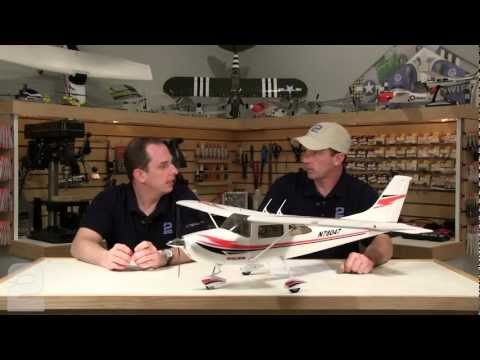 Flyzone Cessna 182 Skylane RTF Review - Part 2. Scoring