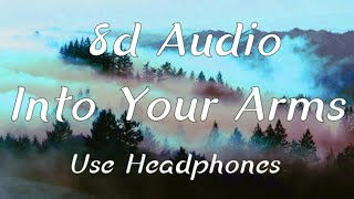Download lagu Into Your Arms - Witt Lowry||ft. Ava Max||No Rap||8dAudio||Use Headphones🎧||Lyrics