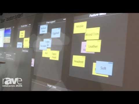 InfoComm 2015: Nureva Introduces Span Ideation System