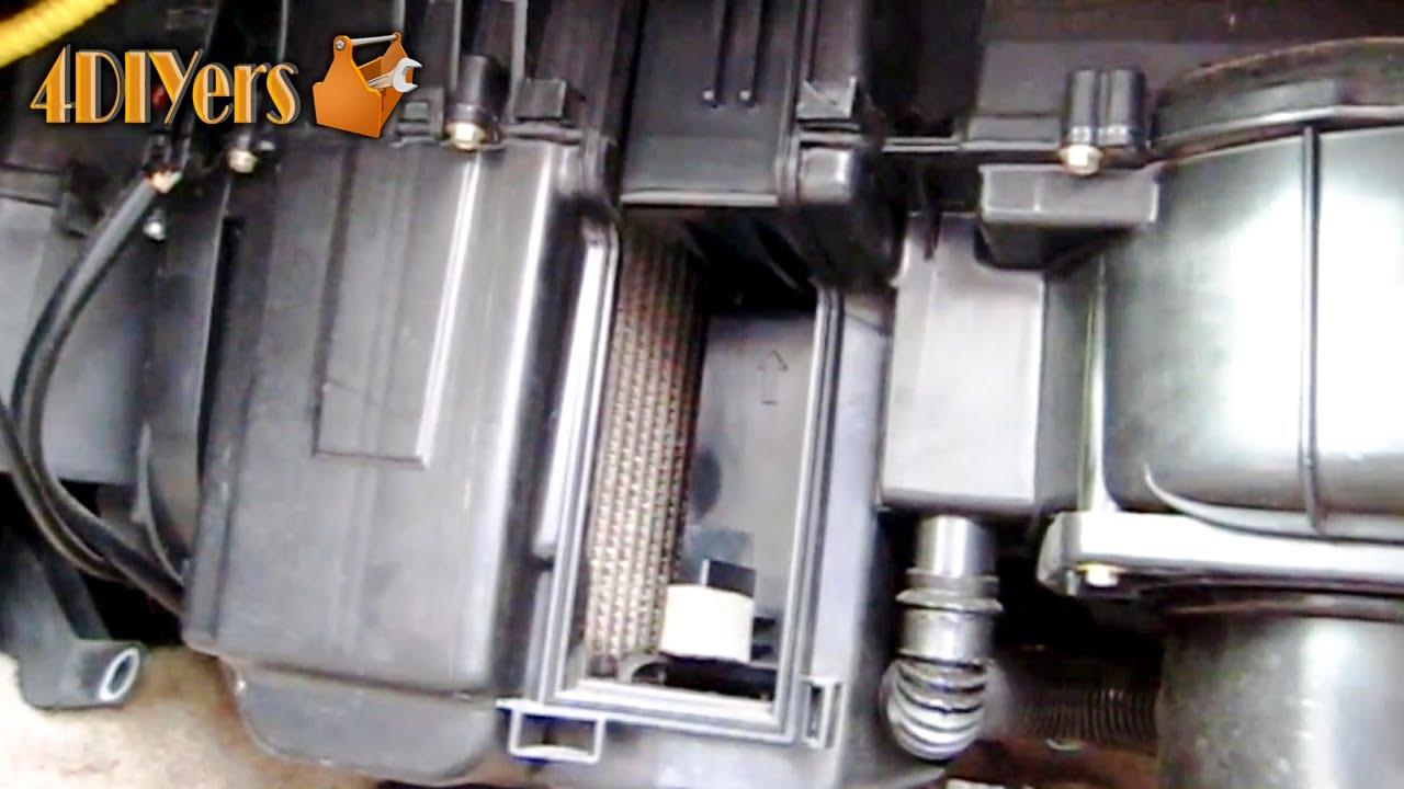 Diy Subaru Legacy Outback Baja Cabin Filter Replacement