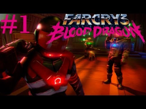 FarCry3 Blood Dragon - Cap 1 