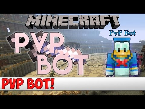 Minecraft Plugin Tutorial - PvP Bot