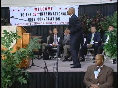 Pastor Gino Jennings Truth of God Broadcast 872-874 Part 2 of 2 Raw Footage!