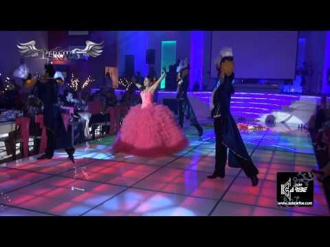 Bailes para XV Años en Neza - Entrada Encantada