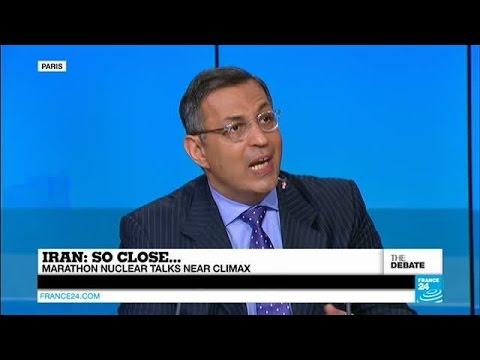 Never so close to a deal: Marathon nuclear talks near climax