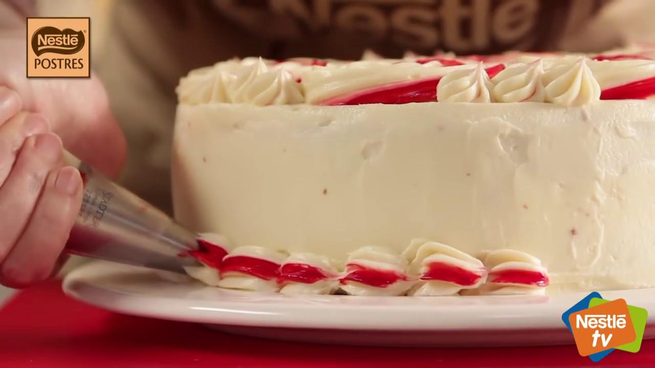 Torta Red Velvet Receta Red Velvet Cake Recetas de