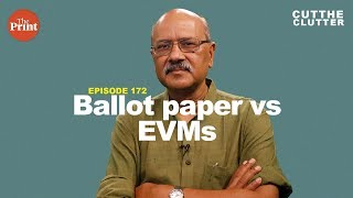 Why targeting EVMs damages the credibility of India's elections