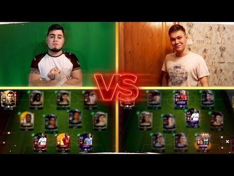 FIFA 18 MOBILE ВЛАД КАПУСТА VS Nescond | НАЙТИ И КВИКСЕЛЬНУТЬ ПОЛЯ ПОГБА 87!!!