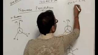 Newman Projections - General Organic Chemistry Part 23