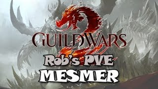 Guild Wars 2 PVE Mesmer
