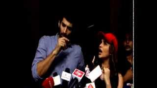 Aditya Roy Kapur And Parineeti Chopra Kickstart Daawat-E-Ishq Food Yatra