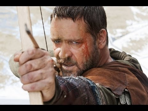 Will We See Another ROBIN HOOD With Russell Crowe? - AMC Movie News