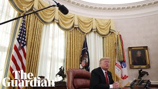 US government shutdown will last until deal on border wall: Trump