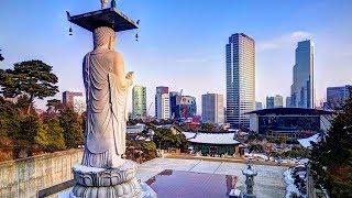 Du Lịch Hàn Quốc 2017 - Du Ngoạn Thành Phố Nhộn Nhịp Seoul