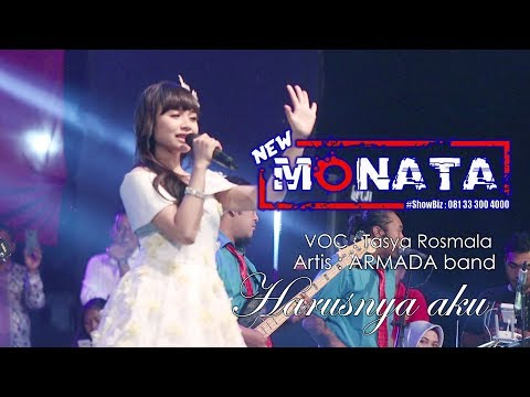 Download NEW MONATA - HARUSNYA AKU - TASYA ROSMALA - FUJI AUDIO Mp4 baru