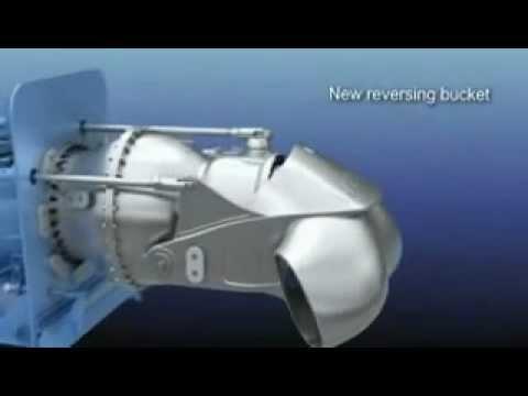 Rolls-Royce Kamewa A3 Waterjet