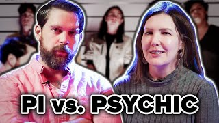 Private Investigator Vs. Psychic: Can You Tell Who Has Seen A Dead Body?