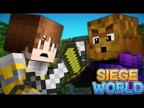 LIGHT VS DARK WAR - Siege World (Season 2 - Episode 8)
