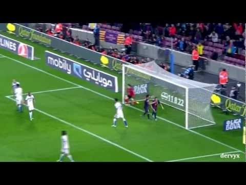 Alexis Sanchez vs Deportivo (Man of the Match)