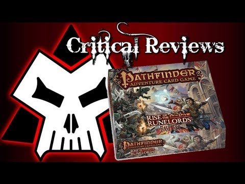 Critical Reviews Pathfinder Adventure Card Game