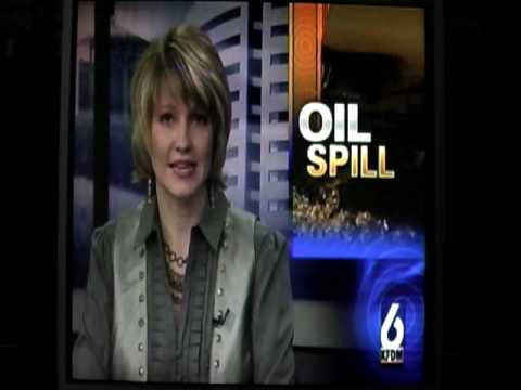 Port Arthur Oil Spill Clean-up