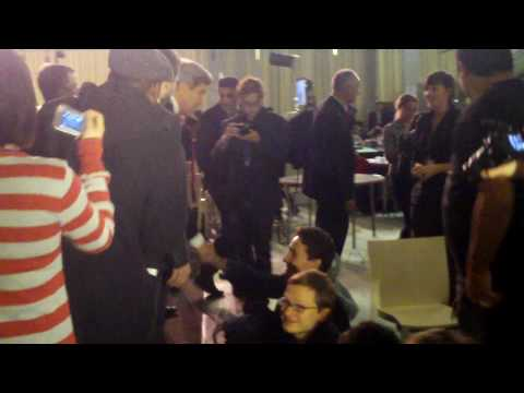 John Kerry Congratulates Youth Sit-In at COP15
