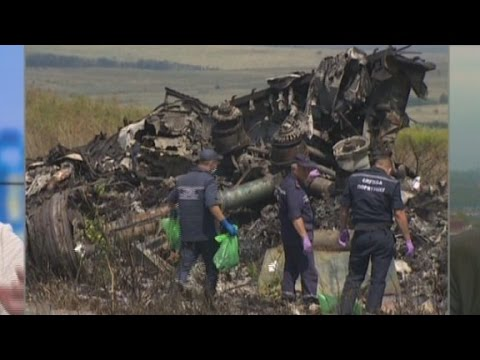 New MH17 crash details revealed