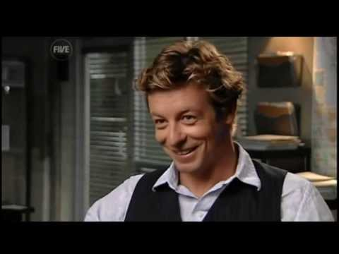 Simon Baker 2009 The Mentalist Revealed for C5
