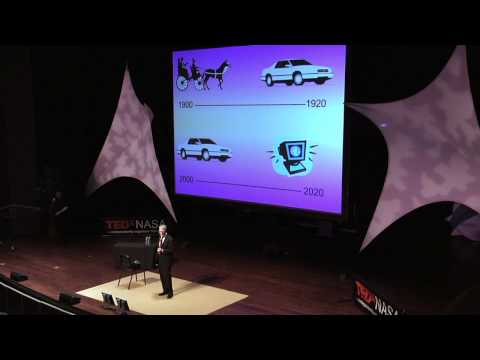 TEDxNASA - William A. Draves - Nine Shift - What Matters Next