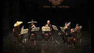 "Royal Brass Quintet 023 (in Motril) - ARR. GALE: ""Suite Mexicana"""