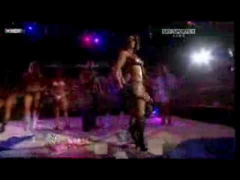 WWE Diva Summertime Bikini Contest