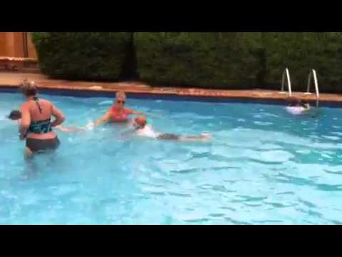 Swimming lessons 1