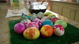 Tie-Dye Easter Eggs | ModernMom