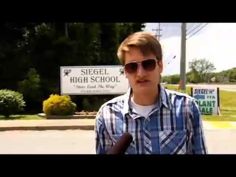 Siegel High School vandalized for senior prank