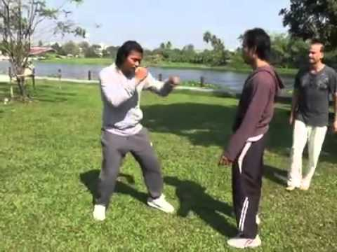Tony Jaa: Style Muay Thai & Interview (2015) video