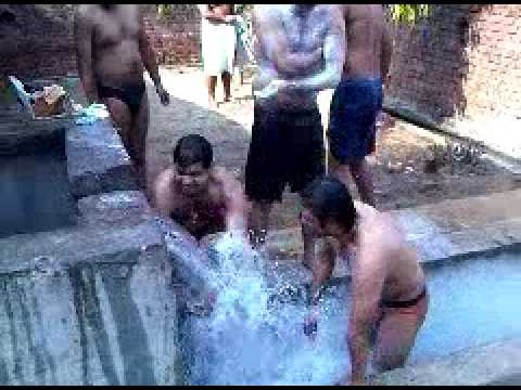 The Great Indian Bath.3gp video