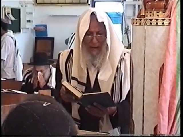 """הקפות חוה""""מ סוכות - נוסח חבאן (מושב ברקת, תשס""""א)"""