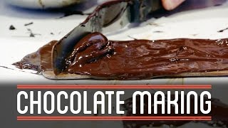 Chocolate Making | How to Make Everything: Chocolate Bar