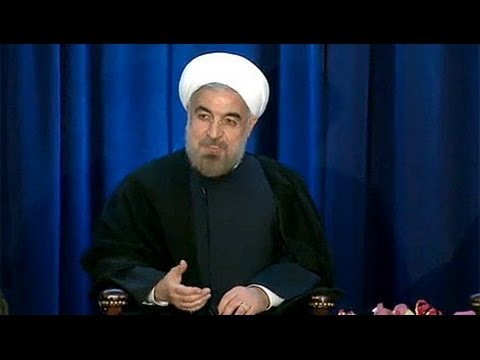 Hassan Rouhani on Iran's Nuclear Endgame