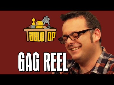 Say Anything - Gag Reel TableTop ep. 10