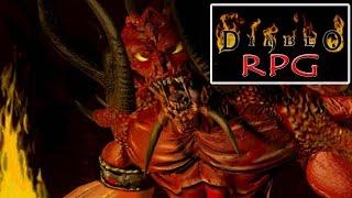 Warcraft 3 - Diablo 3 RPG